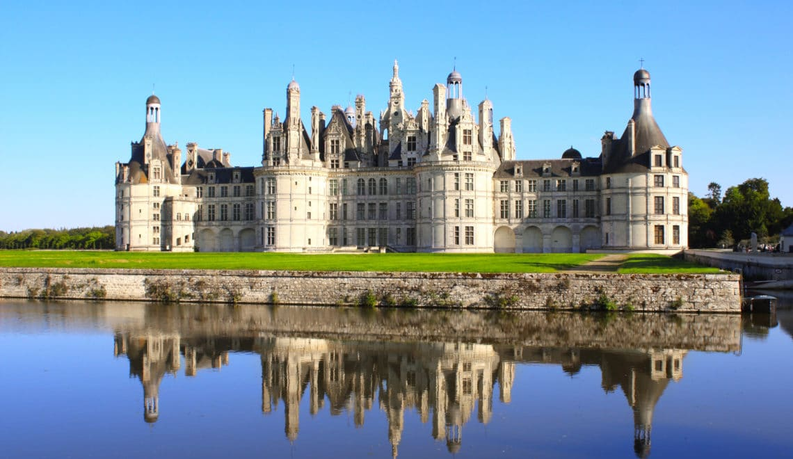 Châteaux de la Loire : Découvrez le château de Chambord, le château de Cheverny et le château de Chenonceaux. Découvrez tous mes conseils et astuces pour les visiter !