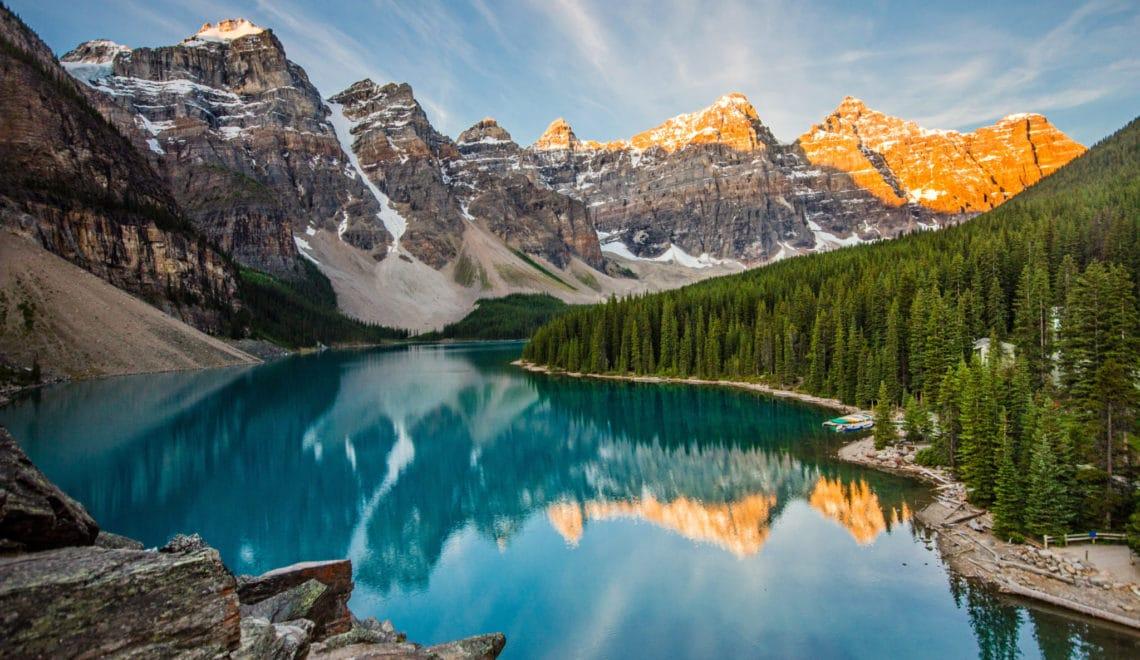 Lac de montagne à Bonneval-sur-Arc en Maurienne au cœur des Alpes en France - Récit de voyage sur le blog voyage et le site Internet Vos Plus Belles Destinations - Retrouvez nous également sur Instagram @MerveillesdeFrance