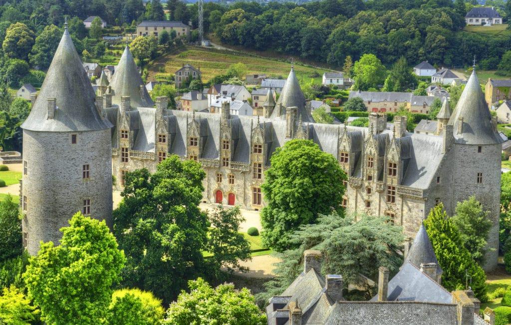 Le château de Josselin et sa cité de caractère