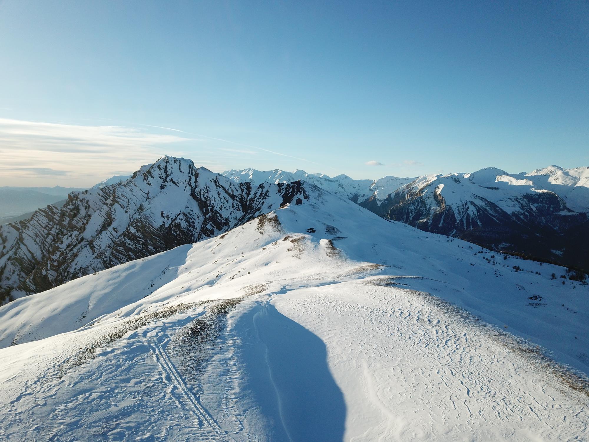 Station de Ski de Risoul dans les Alpes du Sud